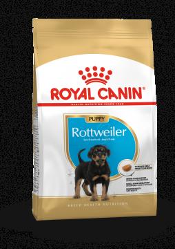 Роял канин Ротвейлер Паппи (Rottweiler Puppy)