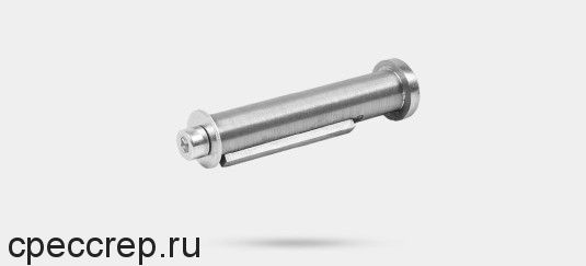 RoxelPro Шпиндель для валиков 100мм, М14