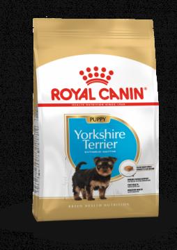 Роял канин Йоркширский терьер Паппи (Yorkshire Terrier Puppy)
