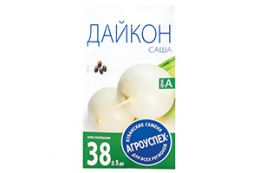 СЕМЕНА ДАЙКОН 'САША' РАННИЙ 1 Г (10) 'АГРОУСПЕХ'