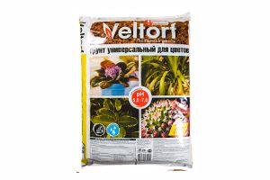 """Грунт для цветов универсальный 25л """"Veltorf"""" - все для сада, дома и огорода!"""