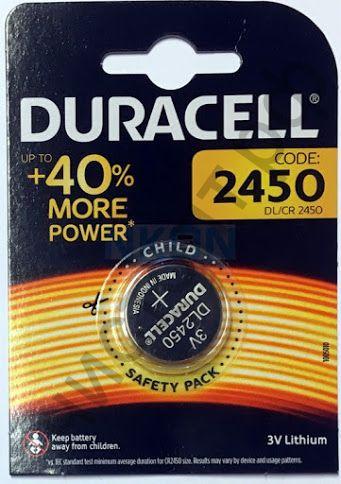 Duracell CR2450 1BL