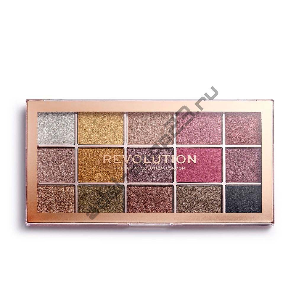 Revolution - Foil Frenzy Creation Eyeshadow Palette