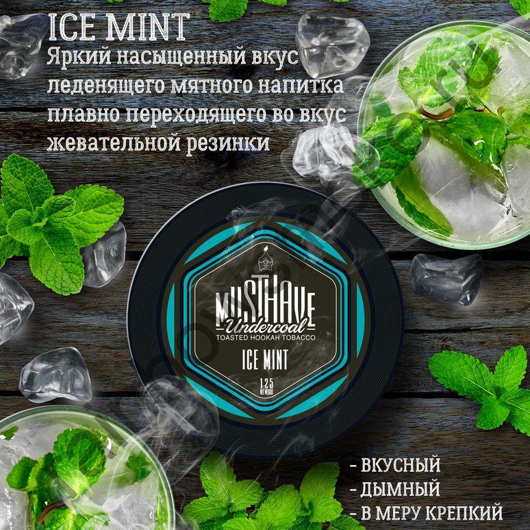 Must Have 25 гр - Ice Mint (Холодная мята)