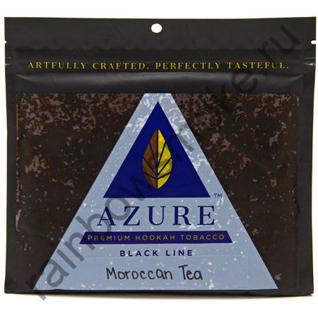 Azure Black 250 гр - Morocco Tea (Марокканский Чай)