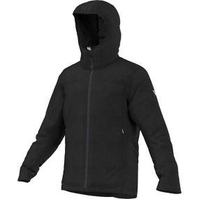 Куртка с капюшоном adidas Alploft Jacket чёрная