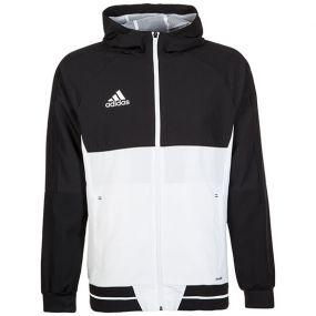 Парадная куртка adidas Tiro 17 Presentation Jacket чёрно-белая