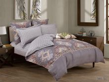 Комплект постельного белья Сатин SL  семейный  Арт.41/386-SL