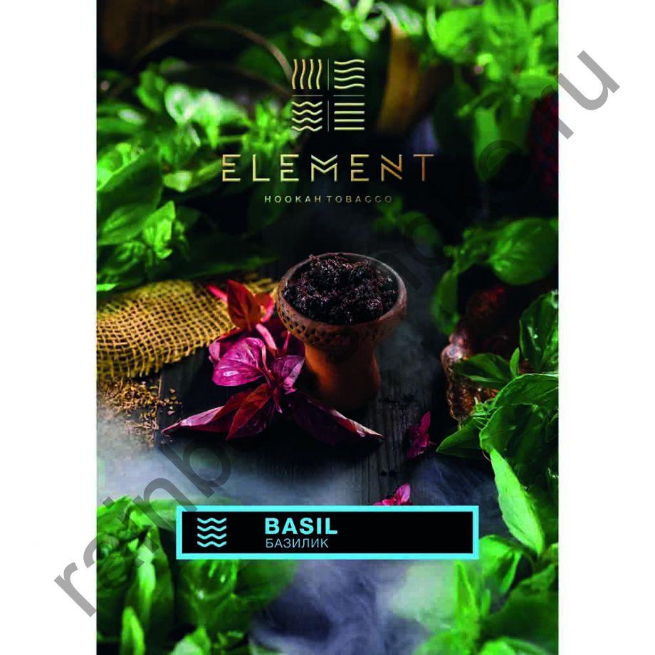 Element Вода 100 гр - Базилик (Basil)