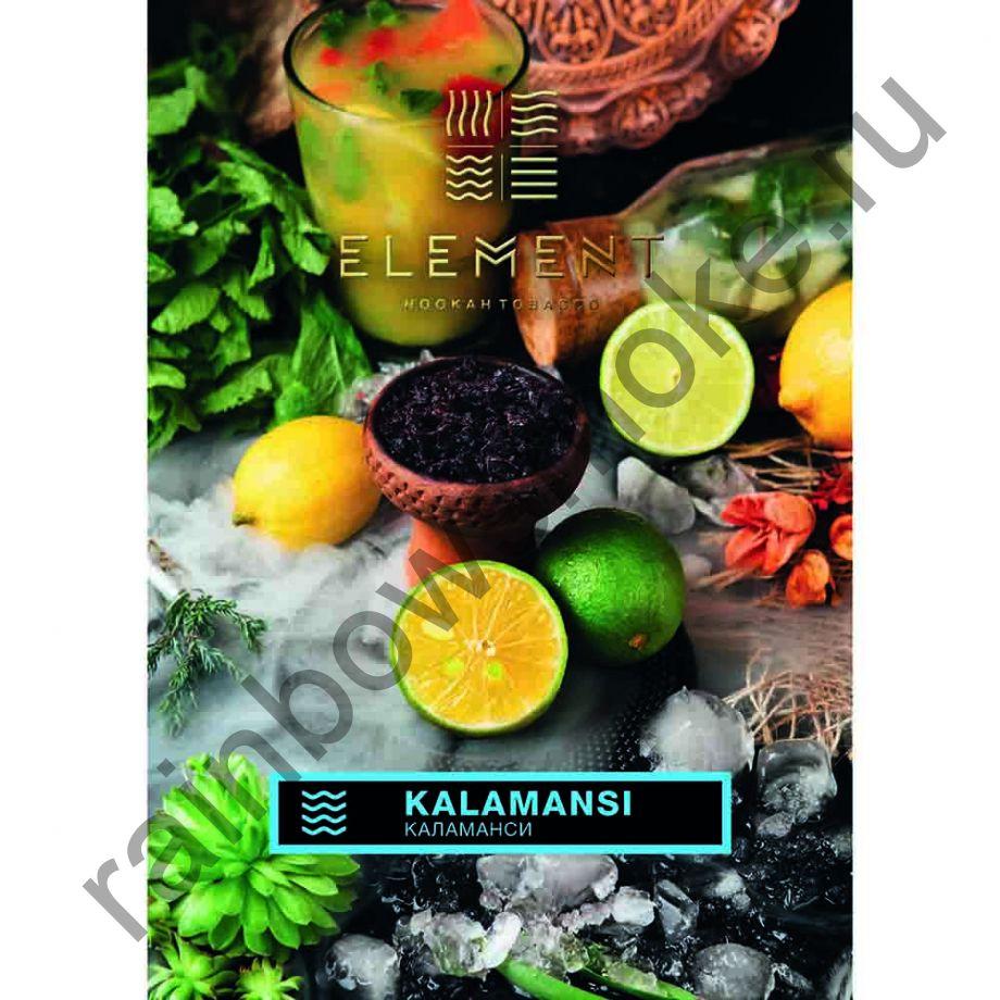 Element Вода 40 гр - Каламанси (Calamansi)