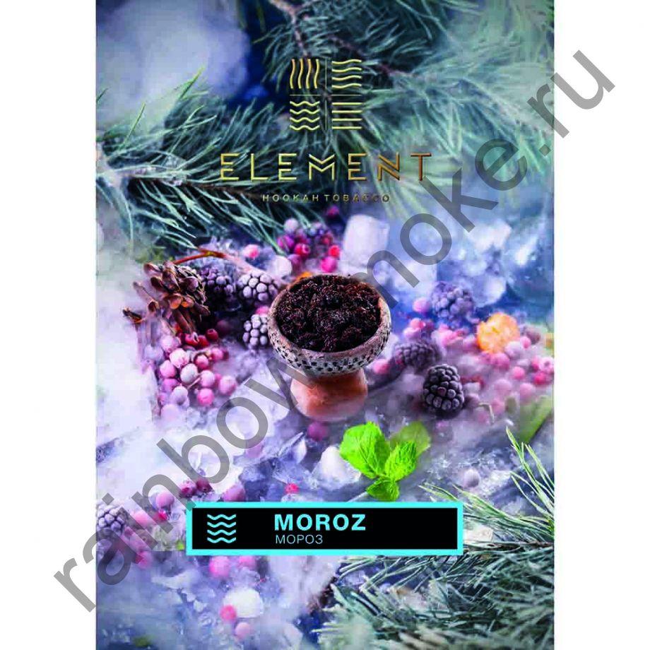 Element Вода 40 гр - Мороз (Moroz)