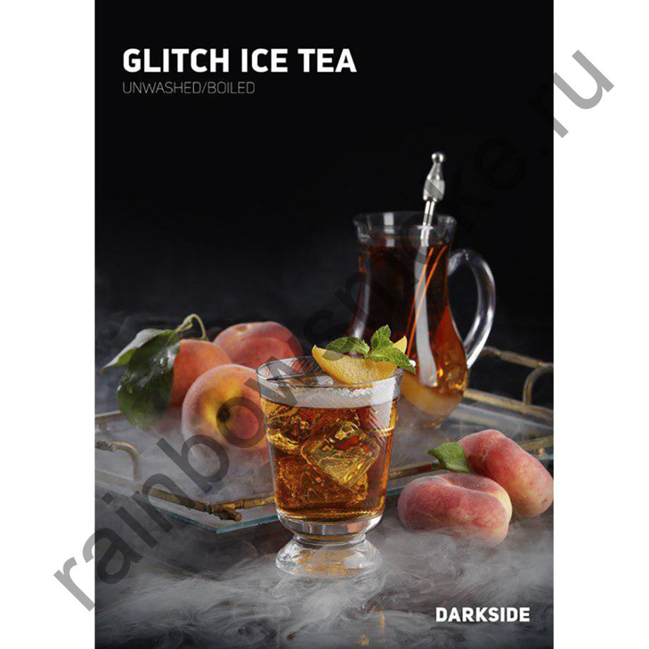 DarkSide Rare 100 гр - Glitch Ice Tea (Персиковый Чай)