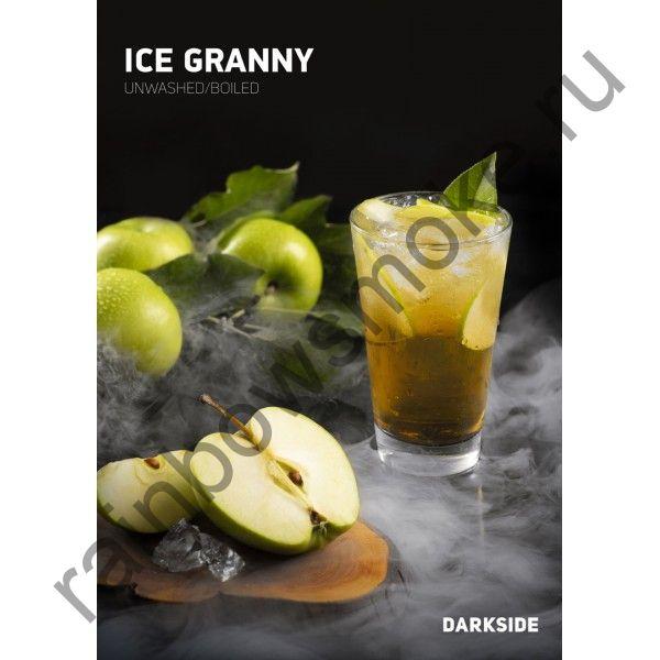 DarkSide Rare 100 гр - Ice Granny (Ледяное Зелёное Яблоко)