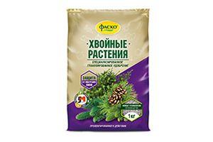 """Удобрение """"Хвойные растения"""" 1кг Фаско - все для сада, дома и огорода!"""