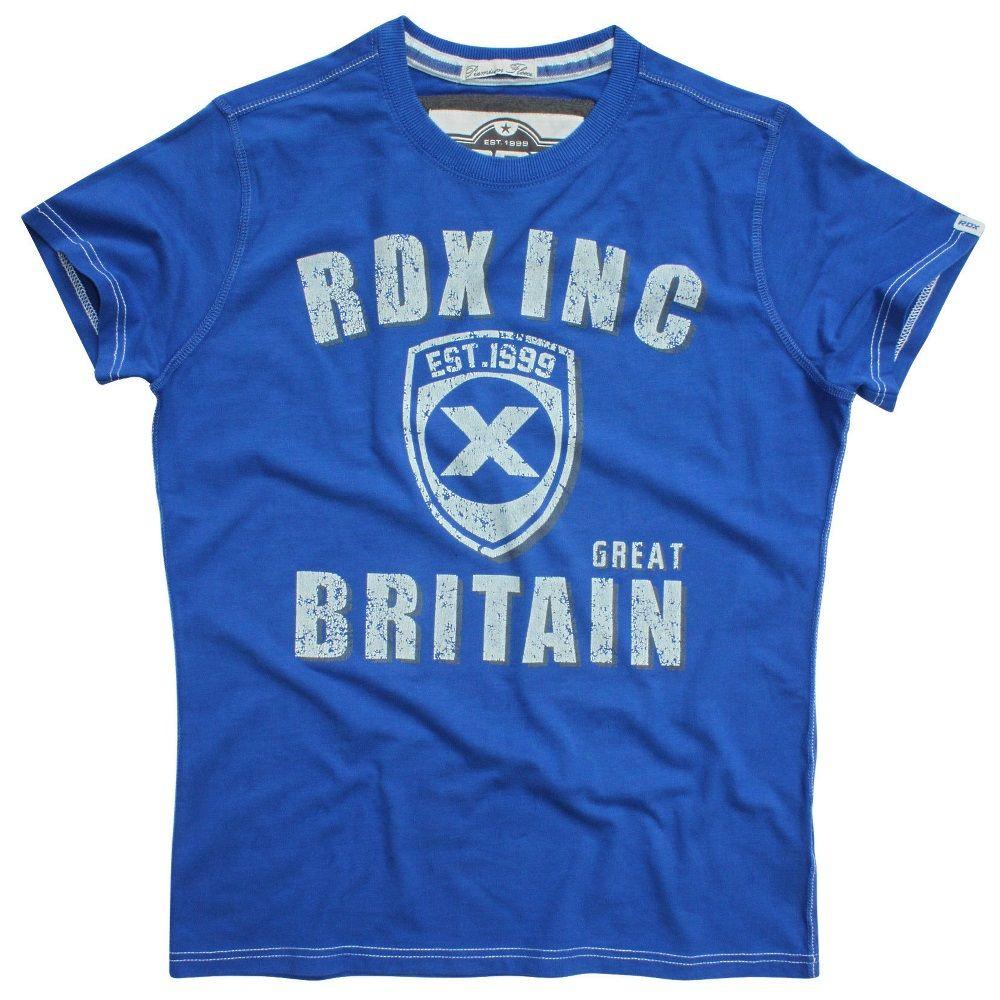 Футболка RDX GBR BLUE