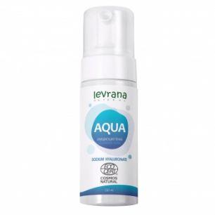 Пенка для умывания AQUA с гиалуроновой кислотой, 150 мл