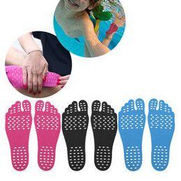 Наклейки на ступни ног Footpad, Цвет Черный