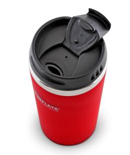 Кружка-термос из нержавеющей стали LaPlaya Mercury Mug 0.4L red 560072