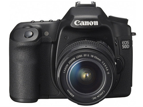Canon EOS 50D Kit 18-55mm