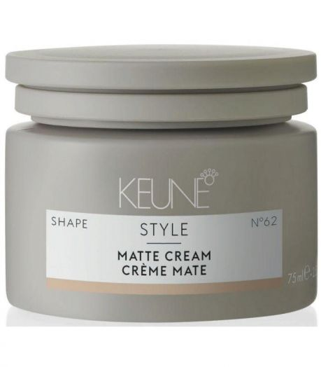 Keune Стиль Крем матирующий/ STYLE MATTE CREAM, 75 мл.