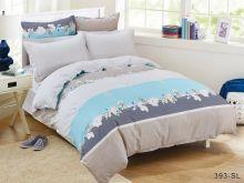 Комплект постельного белья Сатин SL 1.5 спальный  Арт.15/393-SL