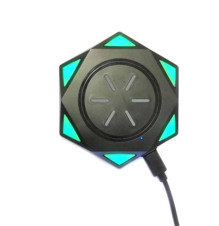 Беспроводное зарядное устройство Star Drill Wireless Charging BC-18 черный