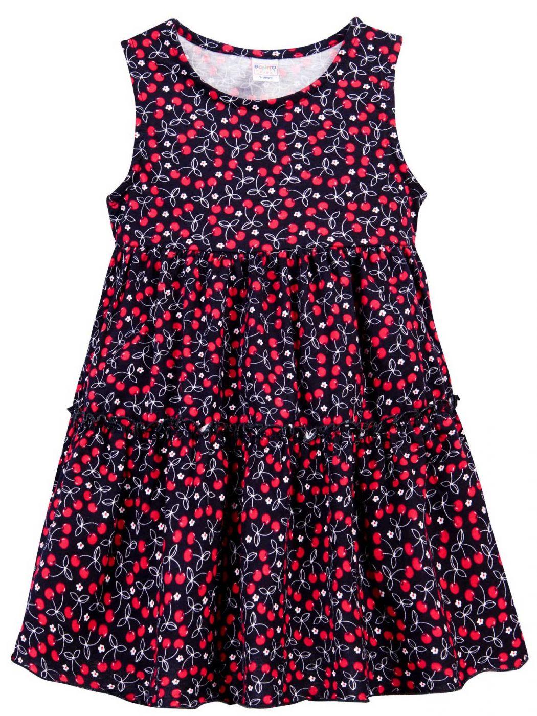 Платье для девочки 2-5 лет Bonito BJ1159P3