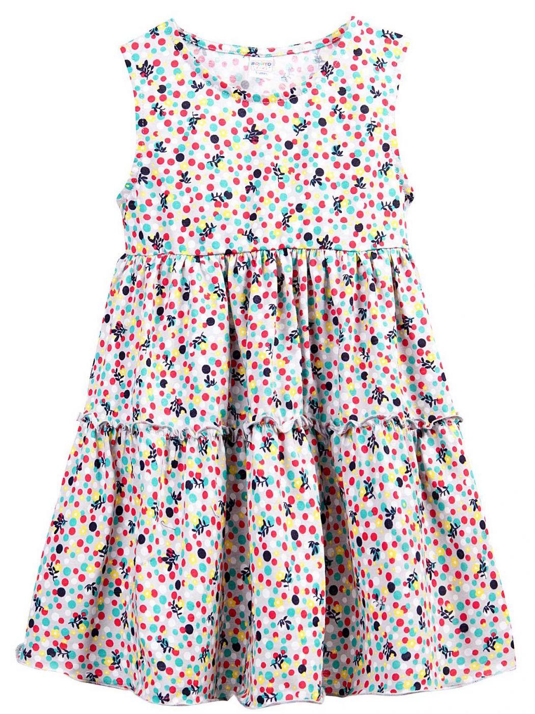 Платье для девочки 2-5 лет Bonito BJ1159P4