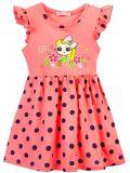 Платье для девочки 3-7 лет Bonito BJ1168P розовый