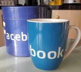 Кружка Facebook в подарочной коробке