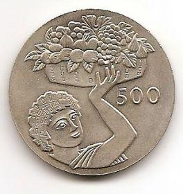 25 лет ФАО 500 милей Кипр 1970
