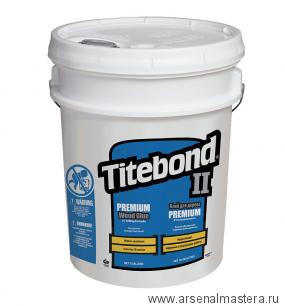 Клей столярный влагостойкий TITEBOND II Premium Wood Glue 5007 кремовый 20 кг Лидер!