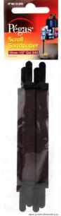 Шлифовальные ленты для лобзиковых станков Pegas 12 и 6мм 2 шт. Olson М00014848