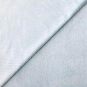 Мелковорсовый мех-  голубой 50х40