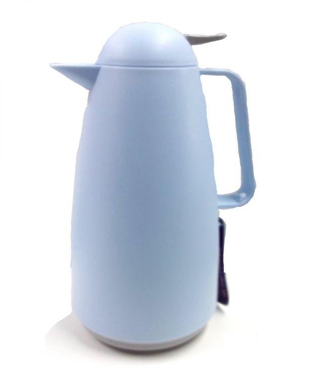 Термос КУВШИН 1,0 л DayDays CF44100 голубой