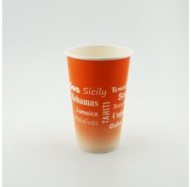 Стакан бумажный для хол. напитков 400 мл (50 шт.)