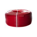 Труба PEX-a/EVOH из сшитого полиэтилена с кислородным слоем, красная 20х2,0 (бухта 100 метров) STOUT