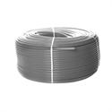 Труба PEX-a/EVOH из сшитого полиэтилена с антидиффузионным слоем, универсальная серая 20х2,8 (бухта 100 метров) STOUT