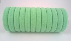 Резинка для волос бесшовная 4 см, цвет № 05 (1уп = 24шт)