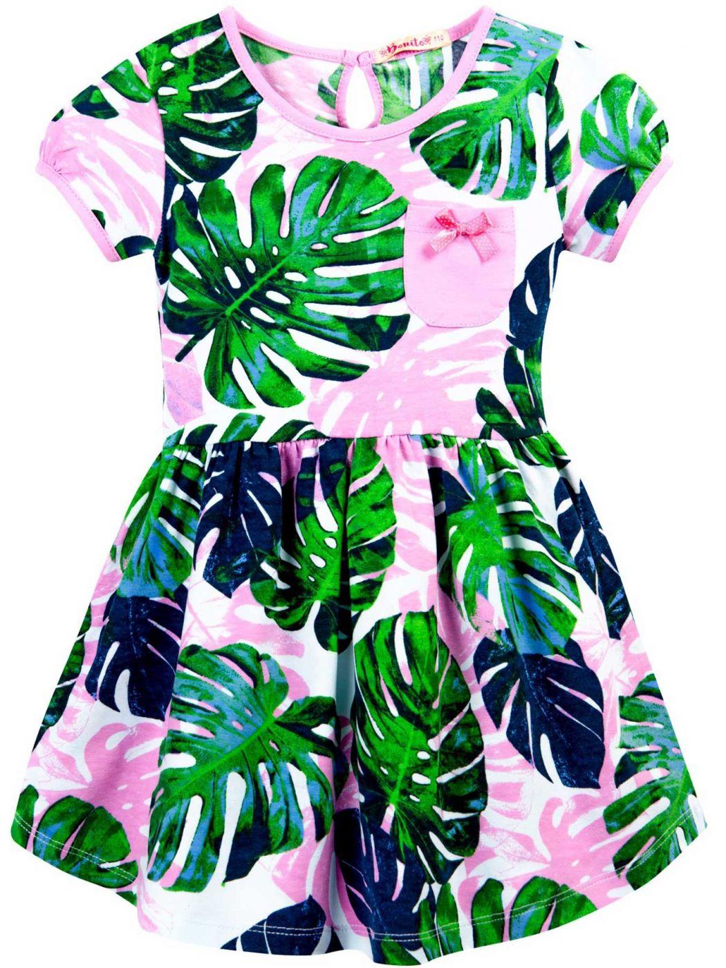 Платье для девочки 3-7 лет Bonito BJ1174P2
