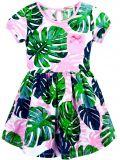 Платье для девочки 3-7 лет Bonito BJ1174P2 розовый