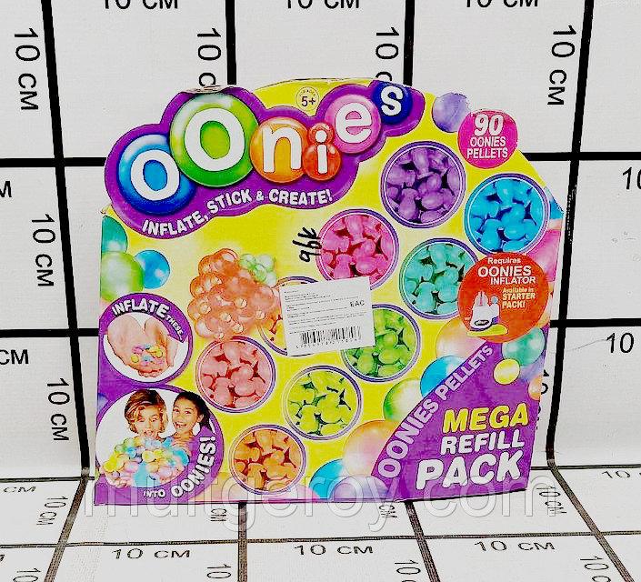 Набор шариков 90 деталей Унис (Oonies) Онис