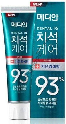MEDIAN DENTAL - Зубная паста предотвращяет воспаления десен 93% голубая
