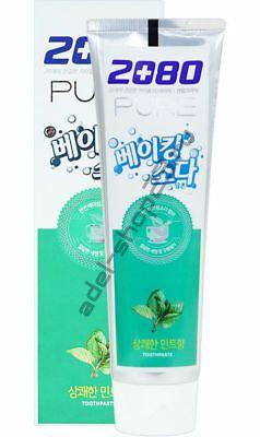 AEKYUNG - Освежающая отбеливающая зубная паста с мятным ароматом, 120 г