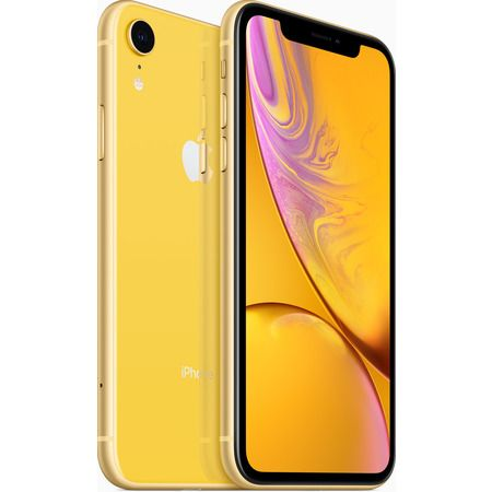 Смартфон Apple iPhone Xr 128GB Yellow