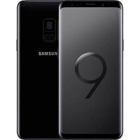 Смартфон Samsung Galaxy S9 64GB (DUOS) Black