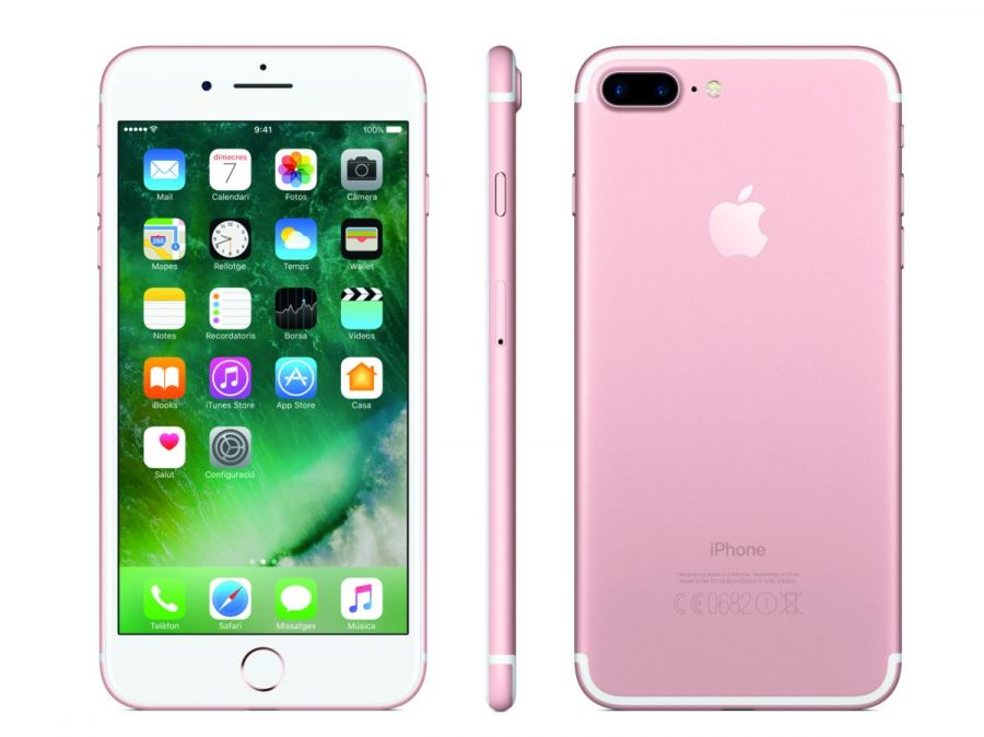 Смартфон Apple iPhone 7 Plus 128GB LTE Rose Gold