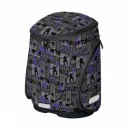 Рюкзак ранец школьный fancy, gray, 37х30х18 см (арт. 20518-22)
