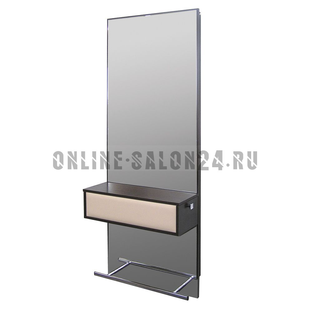 Парикмахерское зеркало Декор