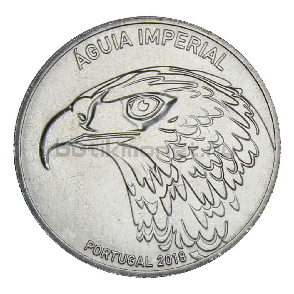 5 евро 2018 Португалия Имперский орёл